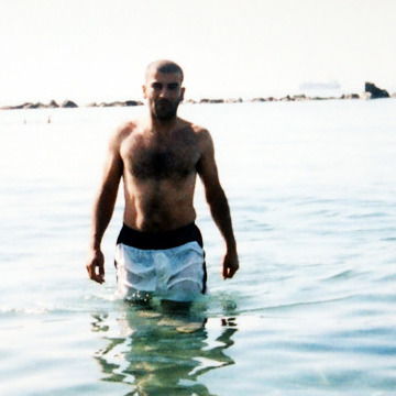 Rooney Abood, 45, Lattakia, Syria
