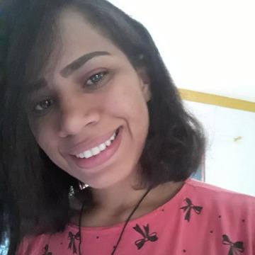 Andreza, 22, Manaus, Brazil