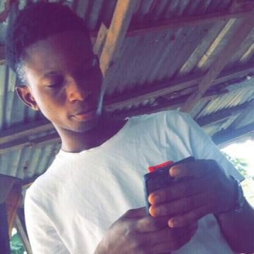Olawale azeez, 22, Lagos, Nigeria