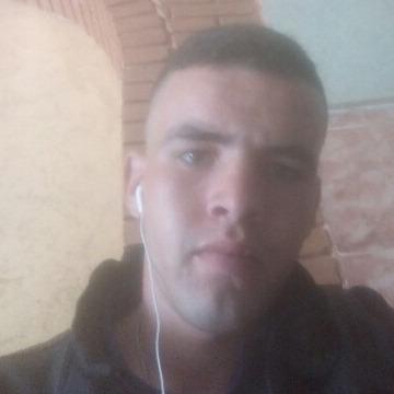 Sami Amedjoudj, 21, Oum El Bouaghi, Algeria