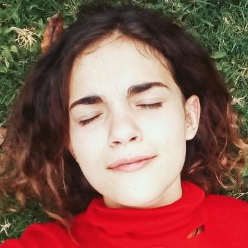 Frida Jiménez, 26, Mexico City, Mexico