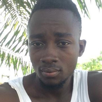 George, 29, Banjul, The Gambia