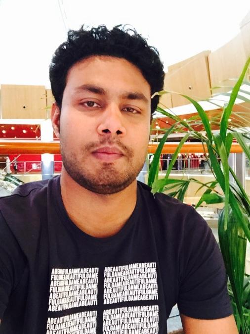 Tahir Khan, 31, Abu Dhabi, United Arab Emirates