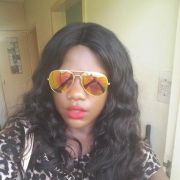 Grace Mukasa, 30, Mbabane, Swaziland