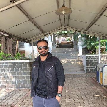 mangesh ram, 32, Mumbai, India
