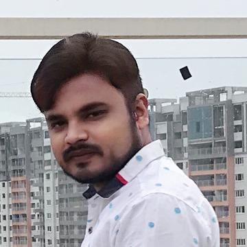 Shashank Singh, 33, Bangalore, India