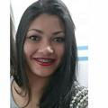 Aline Maria, 24,
