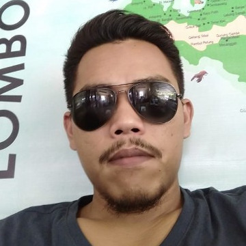 Azmi Lombok, 34, Denpasar, Indonesia