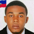 Maxime christopher, 25, Port-au-Prince, Haiti