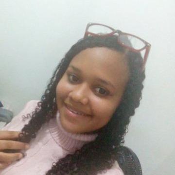 Marluci, 24, Recife, Brazil