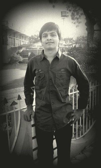 smit padhiyar, 25, Vadodara, India