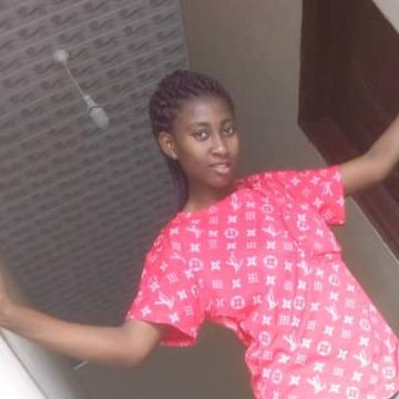 Love Bridget, 18, Accra, Ghana