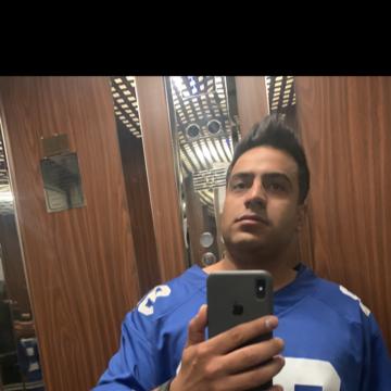Siamak, 39, Kerman, Iran