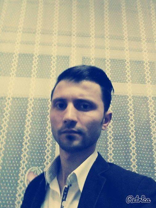 yuşa öztürk, 33, Istanbul, Turkey