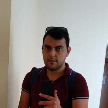 Rashad Samedov, 32, Baku, Azerbaijan