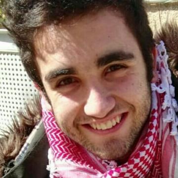 Mohammad Al-azzam, 23, Istanbul, Turkey