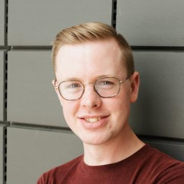 Colin Smith, 26, Dallas, United States