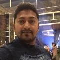Aniket ghatge, 34, Kolhapur, India