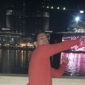 Ahmed Ewada, 32, Dubai, United Arab Emirates