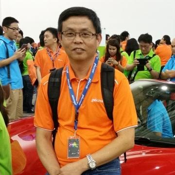 King Hoe, 53, Johor Bahru, Malaysia