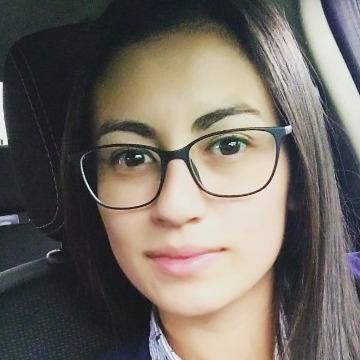 Natalia Gualdrón Ramírez, 23, Bogota, Colombia
