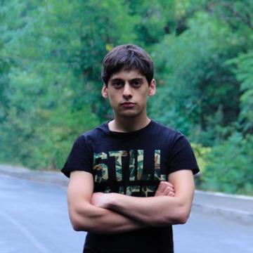 Gevorg, 23, Pskov, Russian Federation