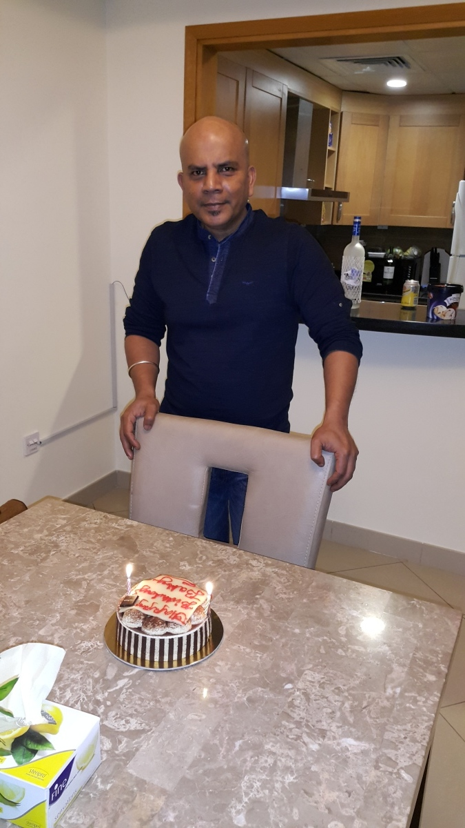 SUSHEEL, 49, Abu Dhabi, United Arab Emirates