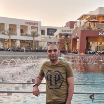Michael Attia, 38, Cairo, Egypt