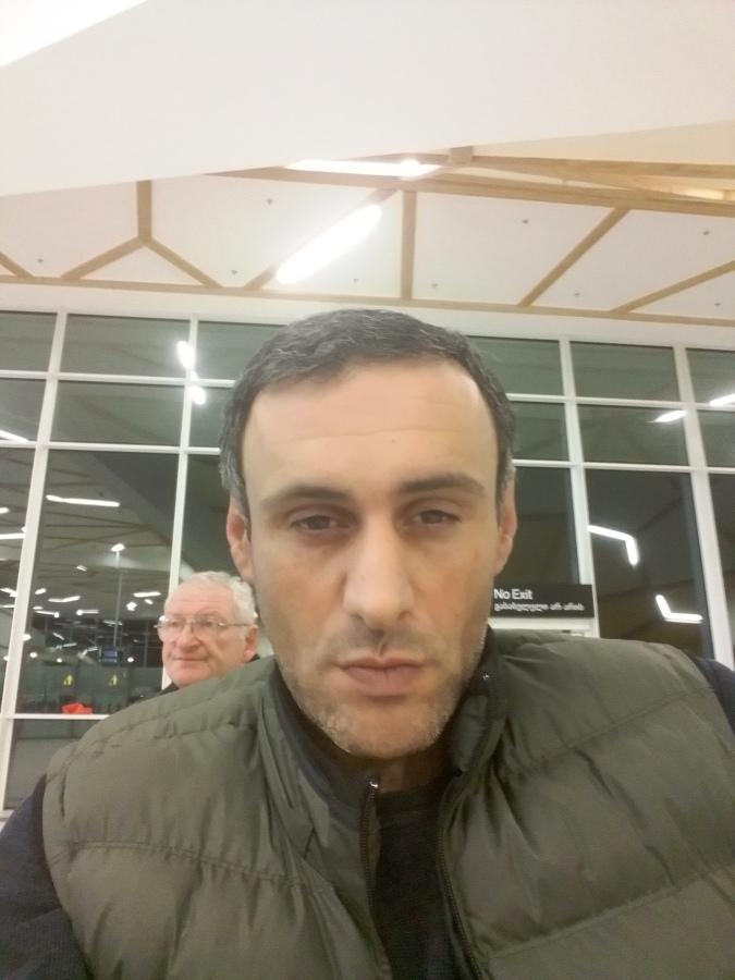 Giorgi Maisuradze, 46, Tbilisi, Georgia