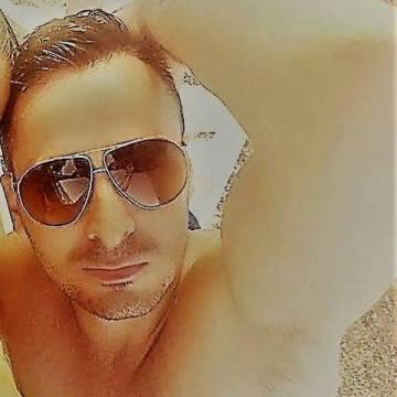 Kostas, 37, Volos, Greece