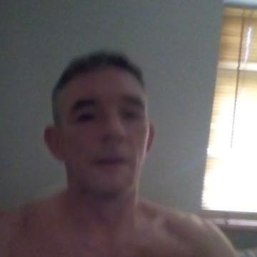 Stee Carty, 40, Dublin, Ireland