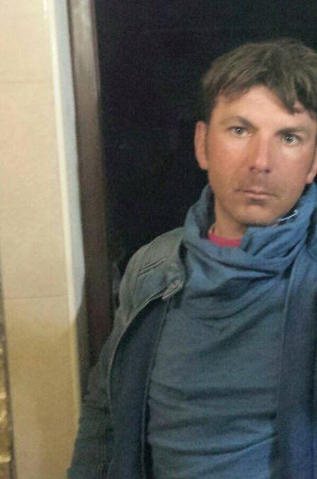Marco Ramon, 42, Pamplona, Spain