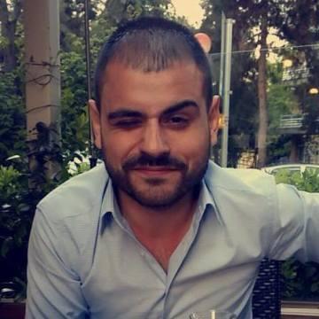 Burak Kaya, 30, Samsun, Turkey