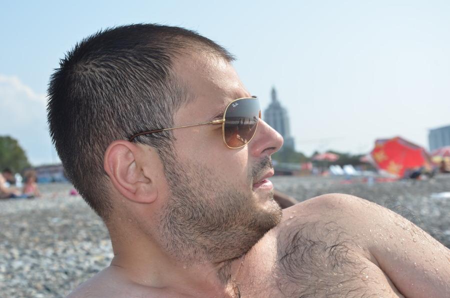 Burak Kaya, 31, Samsun, Turkey