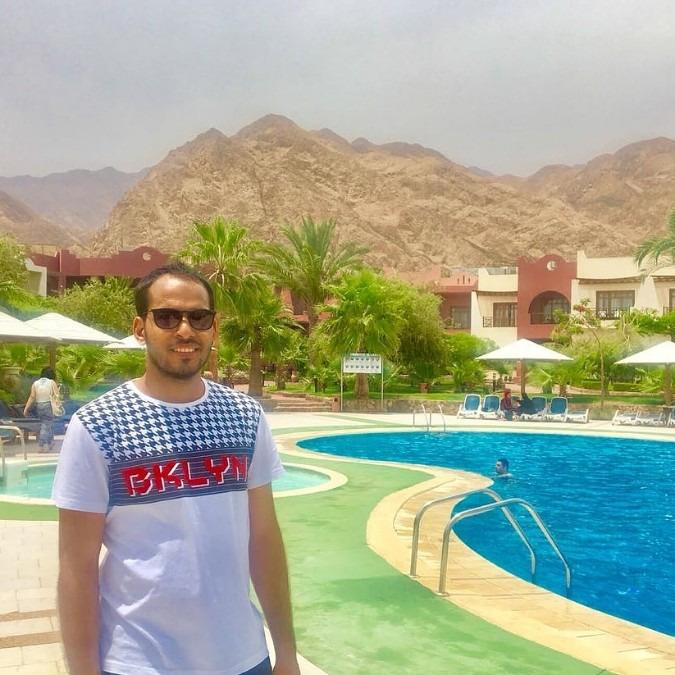 Ebraheem Sulaiman, 27, Sharm El-sheikh, Egypt