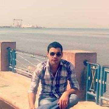 Bahaa Abu Zaid, 29, Cairo, Egypt