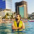 Salman, 28, Jeddah, Saudi Arabia