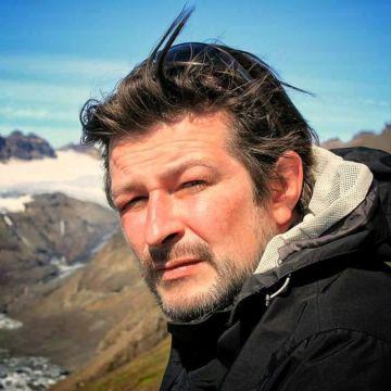 Arnar Steinn Valdimarsson, 43, Reykjavik, Iceland