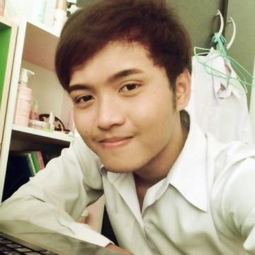 Suranart Srijan-ngam, 25, Tha Sala, Thailand