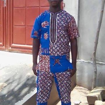 DOUWAME Ankou, 28, Lome, Togo