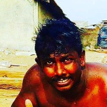 Rasith Jayanga, 32, Moratuwa, Sri Lanka