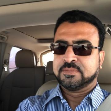 Waqas, 40, Karachi, Pakistan