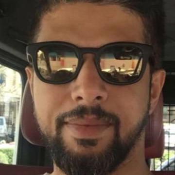 Fahad Ricardo, 35, Kuwait City, Kuwait