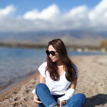 Diana, 30, Bishkek, Kyrgyzstan