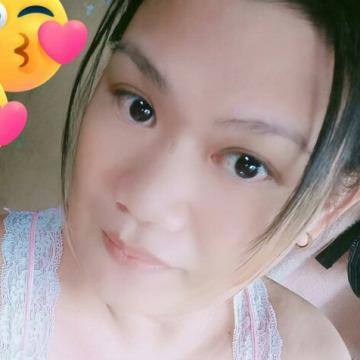 Ynez Sacutnnalb, 32, Davao City, Philippines