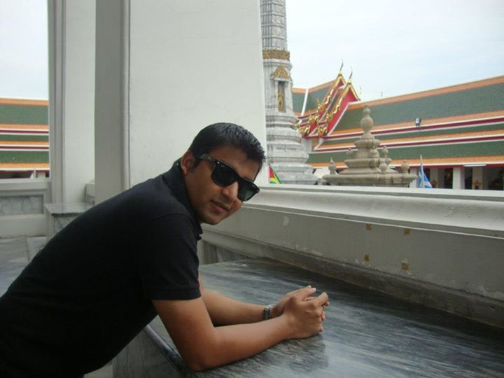 Ayush, 32, Yangon, Myanmar