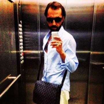 Tony Montana, 35, Istanbul, Turkey