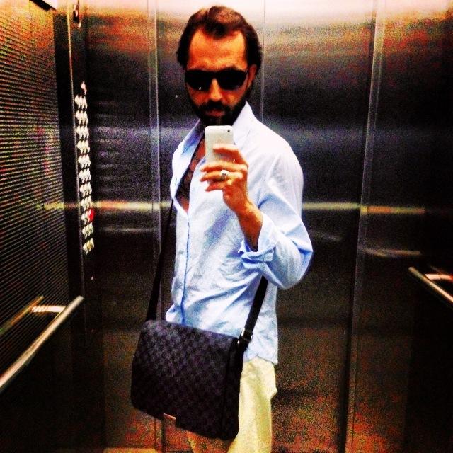 Tony Montana, 33, Istanbul, Turkey