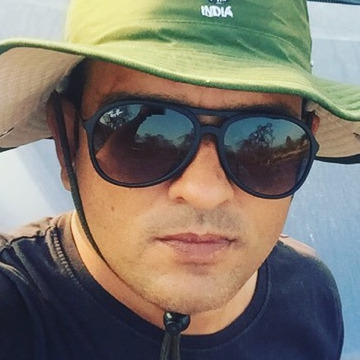Sanjay Ghanghas, 31, New Delhi, India