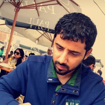 Khalid, 37, Abu Dhabi, United Arab Emirates